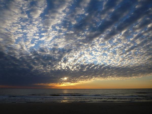 Jersey Shore Sunrises