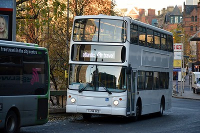 BSUK:  Greater Manchester Buses December 2016