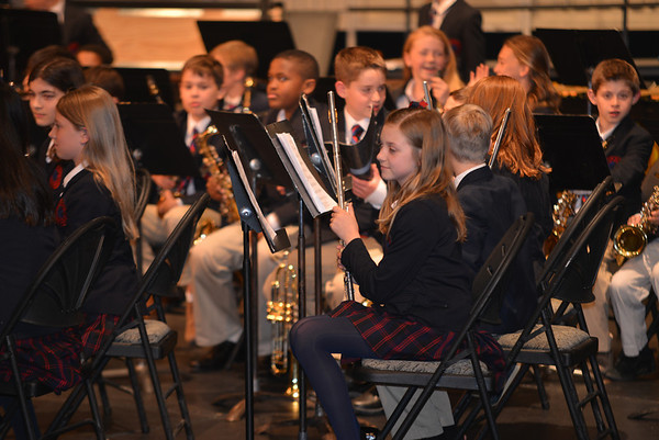 Lower School Spring Concert - 2014