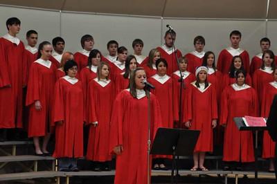 20101222 Sleepy Eye High School Band / Choir Concert