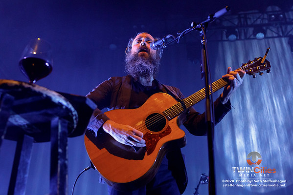 Calexico And Iron & Wine @ The Palace Theatre - 2020