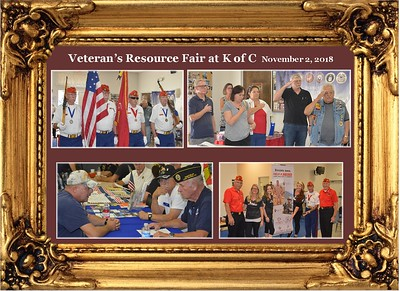 11-2-18 Veteran's Resource Fair