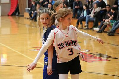 LS 5th Girls Basketball Red vs Valley Christian 1-15-20