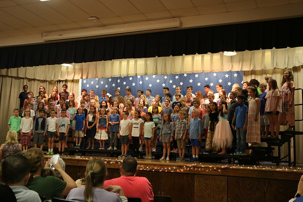 Cody's End of 3rd Grade - May 2019