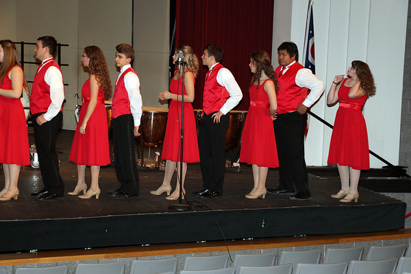 19 Chardon High School Holiday Concert