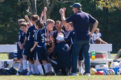 U-11 Boys - Western Lehigh Fall Fest Tournament - October 9-10, 2010