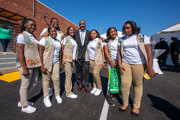 20190224 - Inglewood Girls Scouts Regional Office Opening