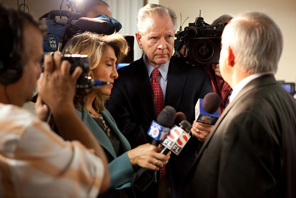 January 21, 2009 Behind the Scene of CBS News