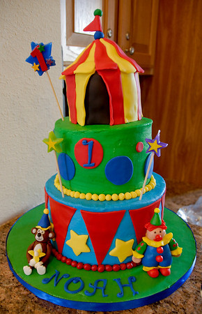 Noah's Birthday Party 02-11-2012