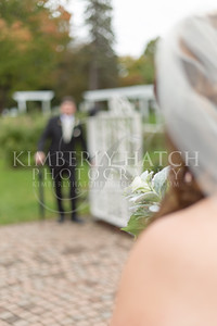 First Look- Maura & Andrew Netherwood Wedding