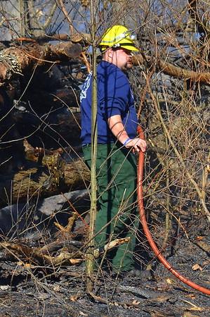 01-19-2013 Jackson Twp FD Brush Fire