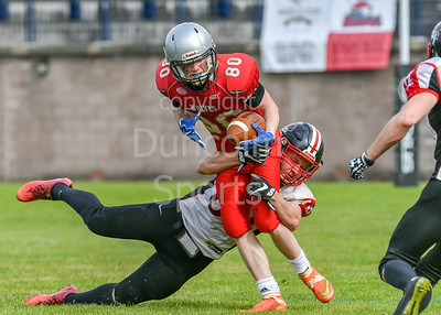 Edinburgh Wolves v East Kilbride Pirates