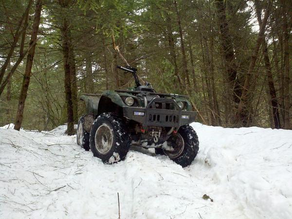 11-03-06 WOODLAND TRAILS SNOW QUADS