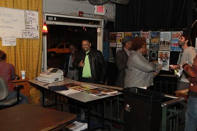 Anthony David Avery Sunshine Neighborhood Theatre presented by the Sol Kitchen Nov 9, 2012
