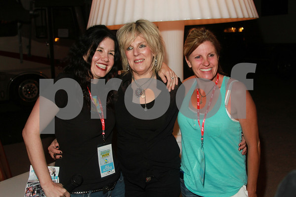 Lucinda Williams Meet and Greet Photos