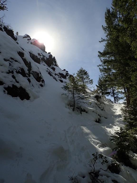 Kerby Peak Siskiyou Mountains Oregon