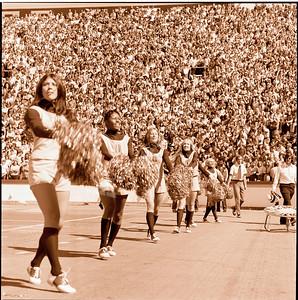 WVU vs Indiana Homecoming October '73