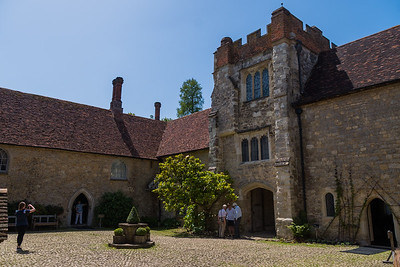 Ightham Mote - June 2019