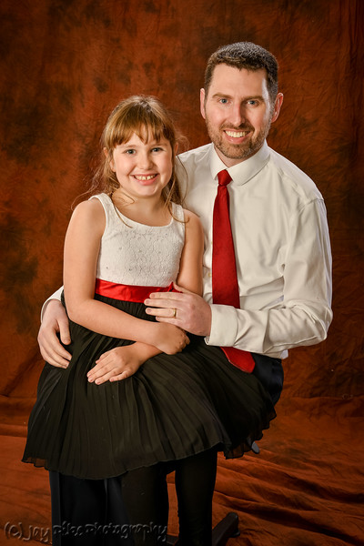February 4, 2017 - Father and Daughter Dance