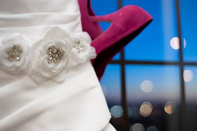 Crystal and Oscar's Wedding