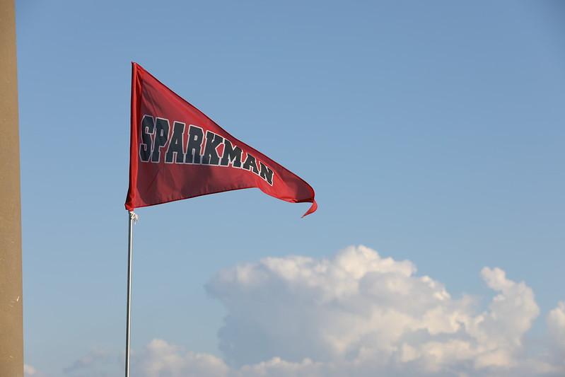 Varsity - Sparkman vs Grissom (09/14/18)