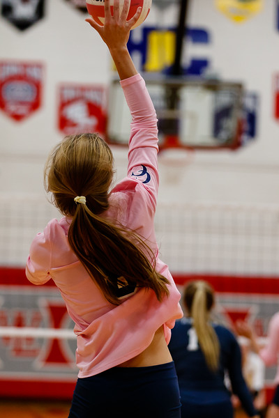 CC Volleyball vs West Lafayette 2018-9-26