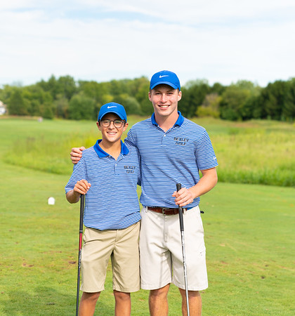 Boys Golf Portraits