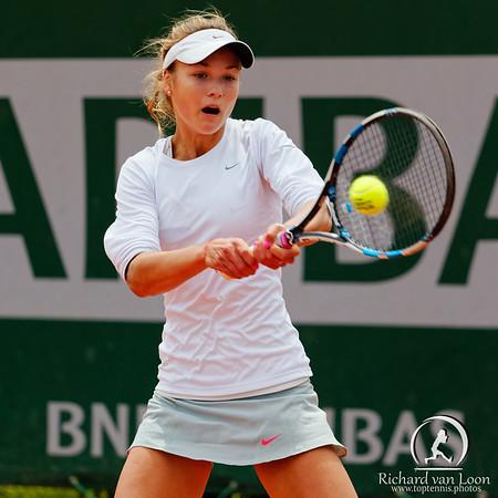 Roland Garros juniors 2015