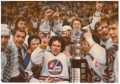 Winning the AVCO Cup - 1979