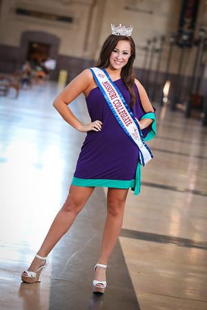Miss Mo Collegiate, H.S. and Jr. H. America Queens