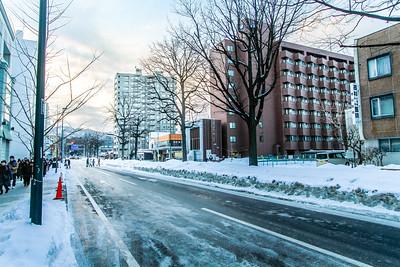 Sapporo and Furrano