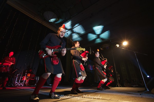Red Hot Chilli Pipers Concert