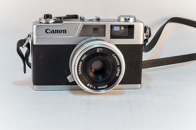 Canonet 28, 1971