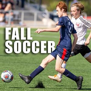 Fall Soccer 2021