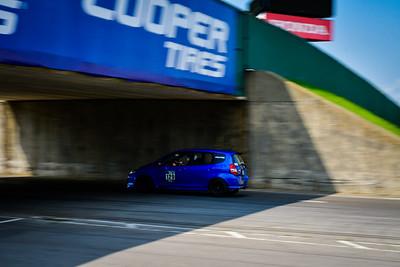 2021 GridLife Track Day Novice Car Blu Fit