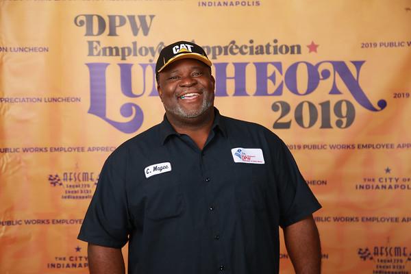 DPW Employee Appreciation Luncheon 2019