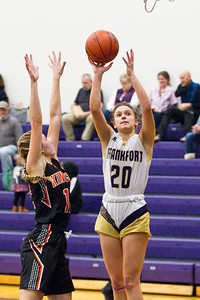 Girls Basketball: Kingsley at Frankfort