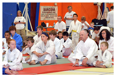 North/South Open Judo Tournament 2012