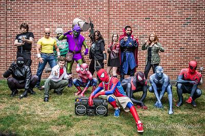 Garden State Comic Fest 2016 Marvel (Sat)