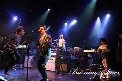 Scott & Rivers @ the El Rey Theatre (Los Angeles, CA); 2/24/14