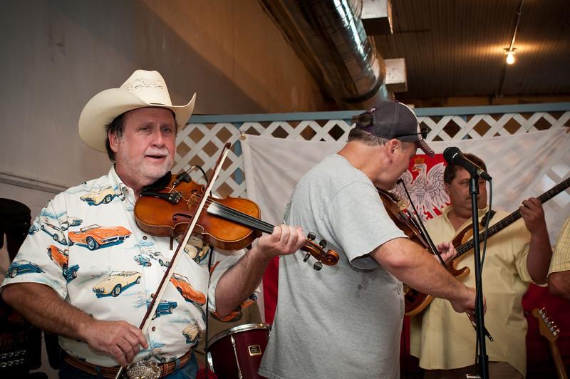 Polish Music Jam In Bremond Texas