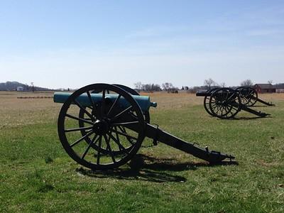 Walking Gettysburg