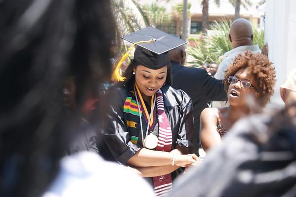 Trinice's Graduation