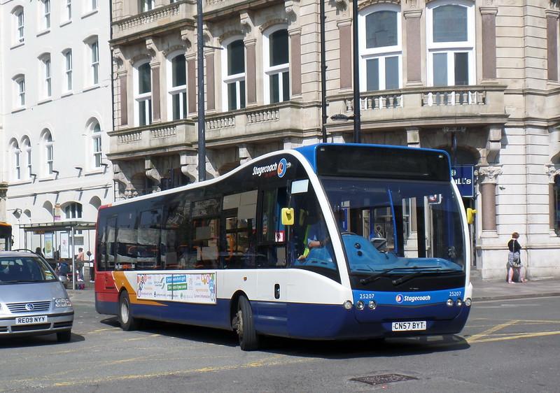 25207 - CN57BYT - Cardiff (Wood St)