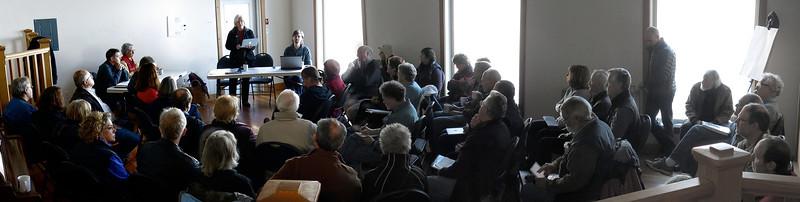 2014 Hope Bay South Pender meeting