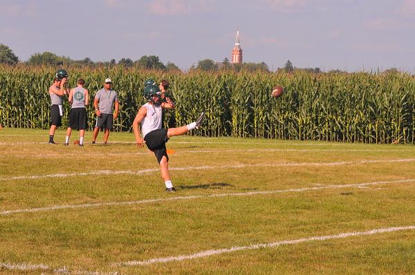 07-31-17 Sports Tinora,Fairview,Hicksville first FB Practice