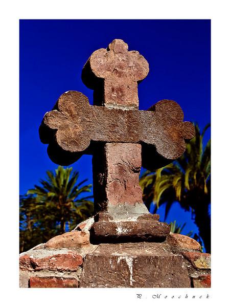 On Top Of The Church in De Baja