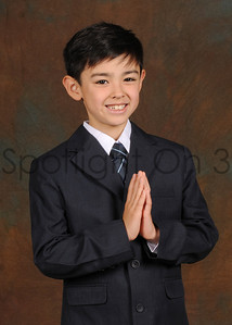 1st Communion - May 17, 2014