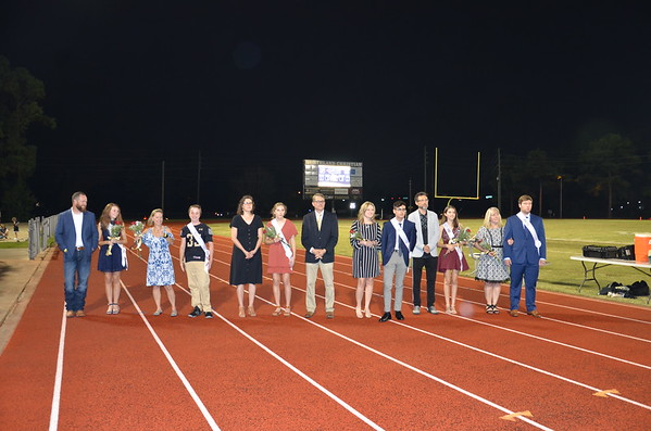 2018 Homecoming Crowning of King & Queen