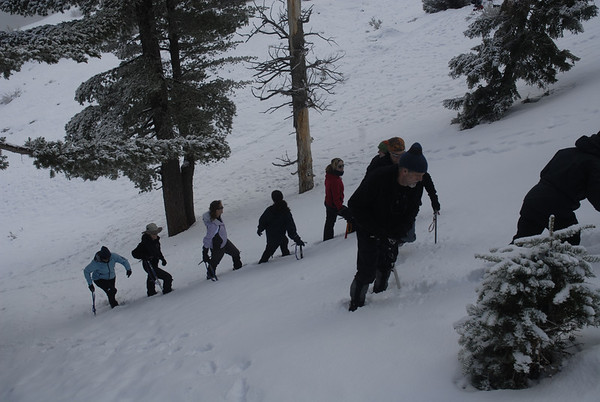 Snow Travel School February 20, 2010